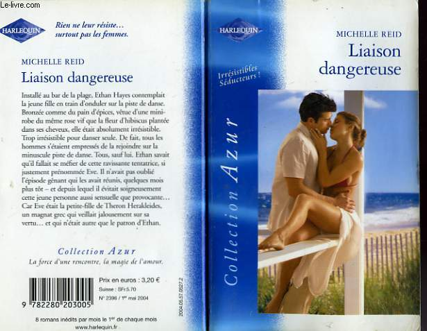 LIAISON DANGEREUSE - ETHAN'S TEMPTRESS BRIDE