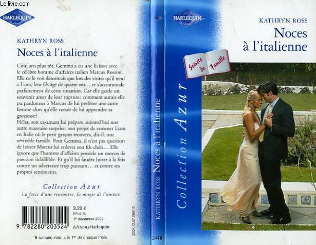 NOCES A L'ITALIENNE - THE ITALIAN MARRIAGE