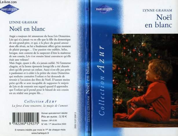 NOEL EN BLANC - THE WINTER BRIDE