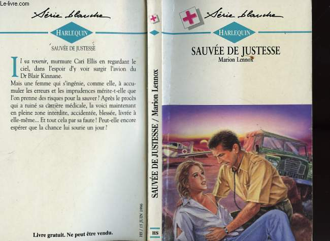 SAUVEE DE JUSTESSE - WINGS OF HEALING