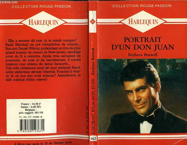 PORTRAIT D'UN DON JUAN - RULE BREAKER