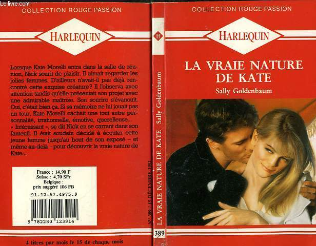 LA VRAIE NATURE DE KATE - A FRESH START