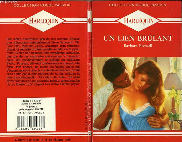UN LIEN BRULANT - LICENSE TO LOVE