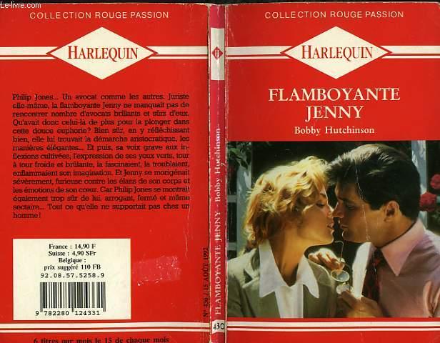 FLAMBOYANTE JENNY - A LEGAL AFFAIR