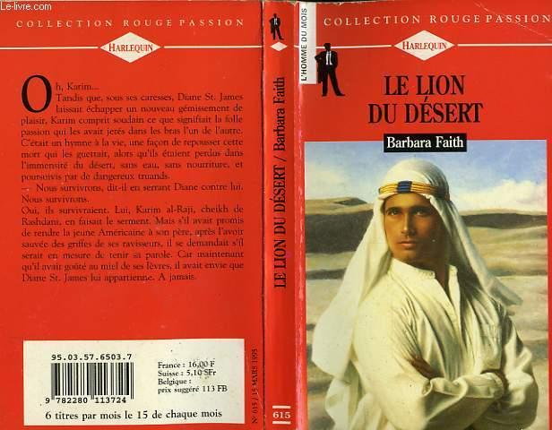 LE LION DU DESERT - LION OF THE DESERT