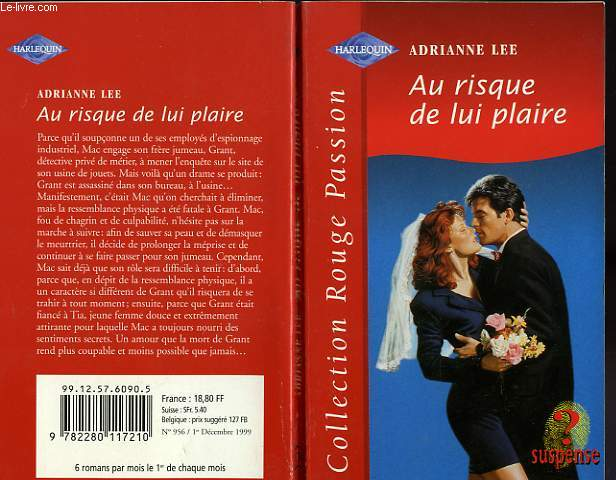 AU RISQUE DE LUI PLAIRE - THE BEST KEPT SECRET