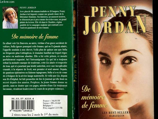 DE MEMOIRE DE FEMME - THE HIDDEN YEARS