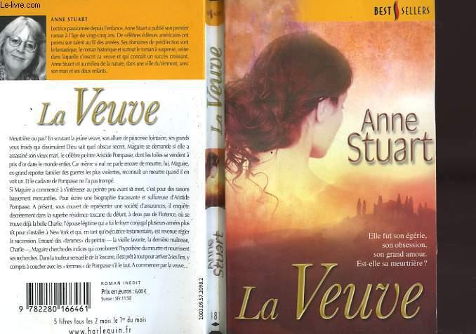 LA VEUVE - THE WIDOW