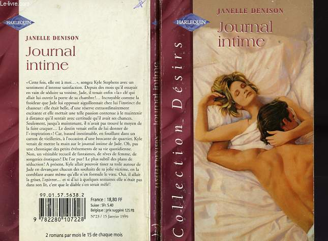 JOURNAL INTIME - PRIVATE FANTASIES