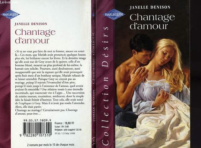 CHANTAGE D'AMOUR - PRIVATE PLEASURES
