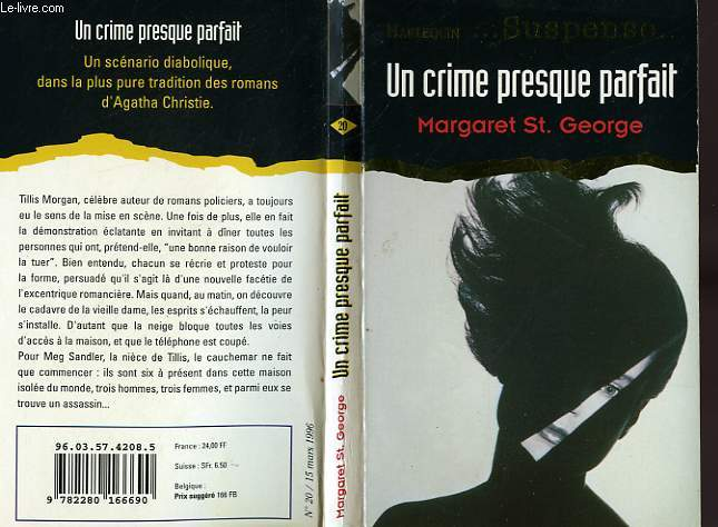 UN CRIME PRESQUE PARFAIT - MURDER BY THE BOOK