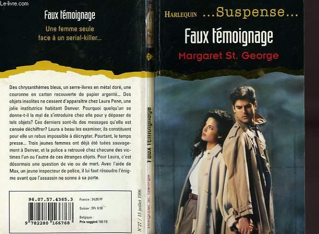 FAUX TEMOIGNAGE - JIGSAW
