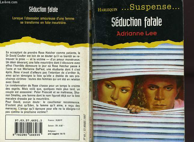 SEDUCTION FATALE - EDEN'S BABY
