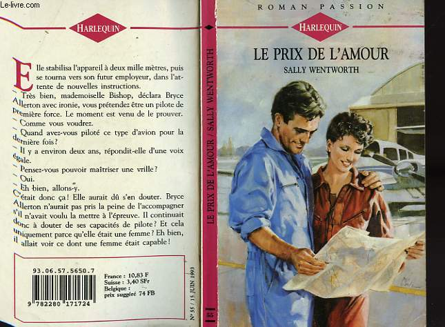 LE PRIX DE L'AMOUR - FLYING HIGH