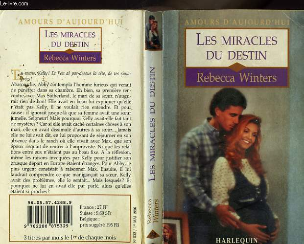LES MIRACLES DU DESTIN - THE WRONG TWIN