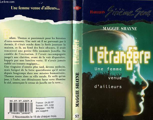 L'ETRANGERE - OUT OF THIS WORLD MARRIAGE