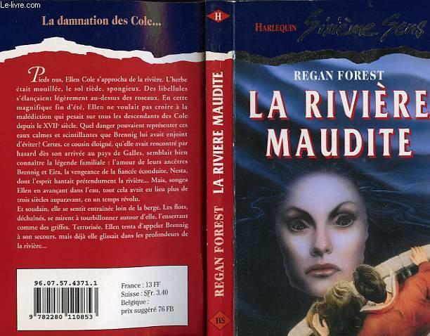 LA RIVIERE MAUDITE - BRIDGE ACROSS THE RIVER