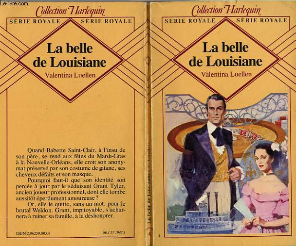 LA BELLE DE LOUISIANNE - GAMBLER'S PRIZE