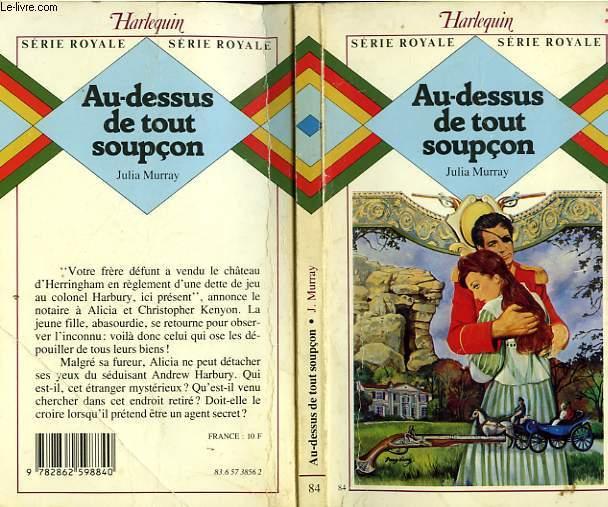 AU DESSUS DE TOUT SOUPCON - MASTER OF HERRINGHAM