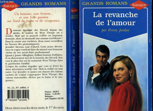 LA REVANCHE DE L'AMOUR - STRONGER THAN YEARNING