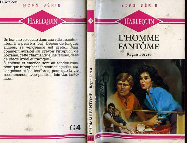 L'HOMME FANTOME - A WALKING SHADOW