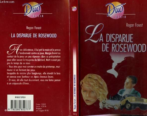 LA DISPARUE DE ROSEWOOD