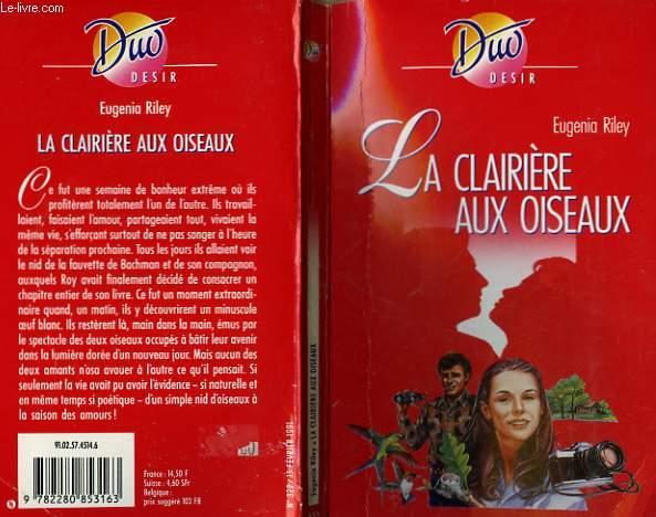 LA CLAIRIERE AUX OISEAUX