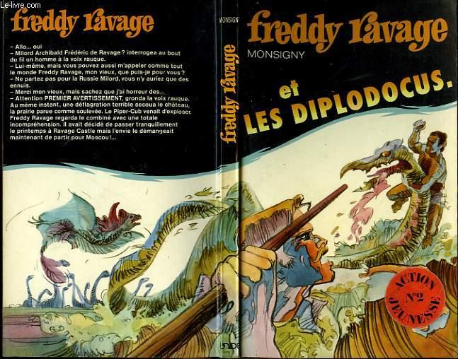 FREDDY RAVAGE ET LES DIPLODOCUS