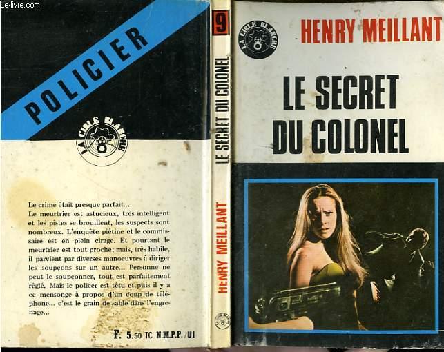 LE SECRET DU COLONEL