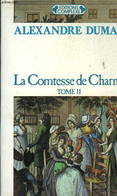 LA CONTESSE DE CHARNY