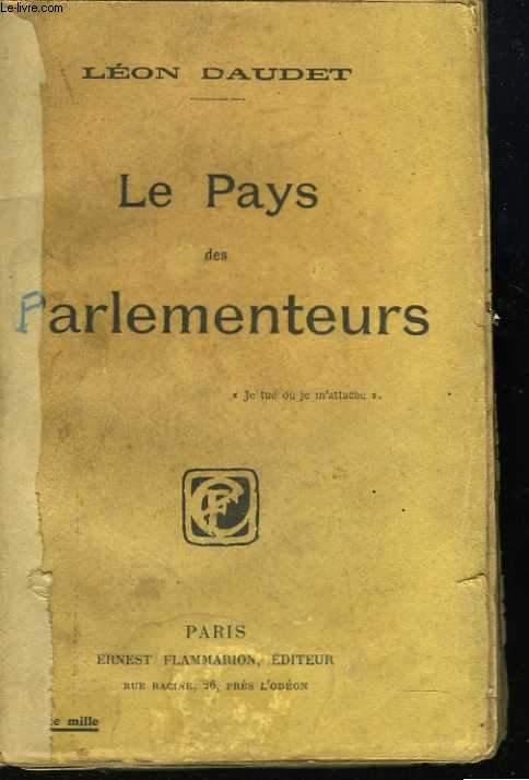 Le pays des parlementaires