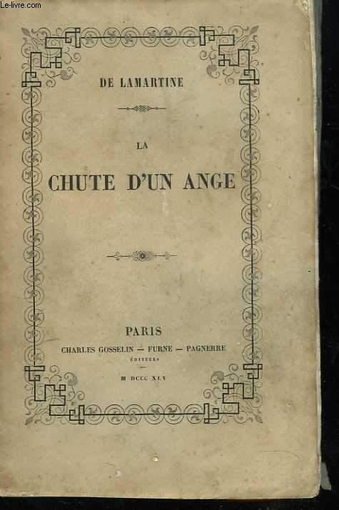 La chute d'un ange. Tome VI