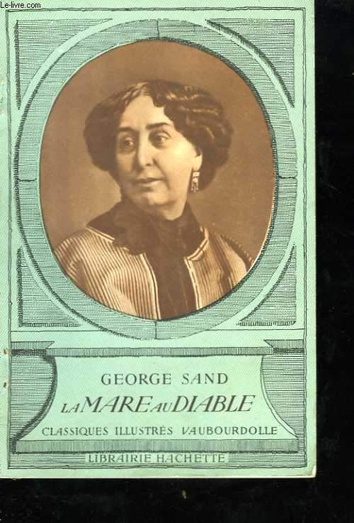 Pages choisies. George Sand. La mare au diable