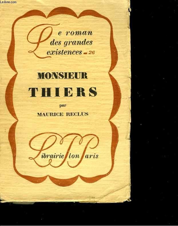 Monsieur Thiers