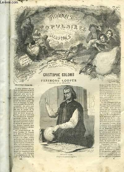 Christophe Colomb. Romans populaires illustrés