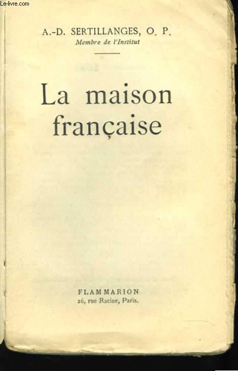 La maison française