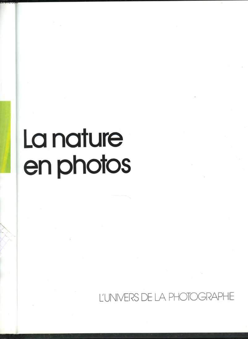 La nature en photos