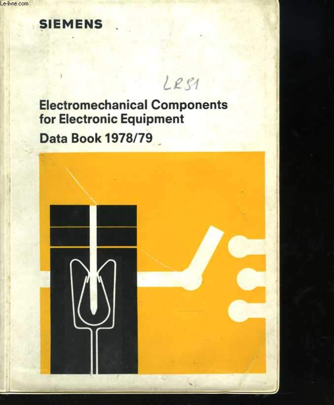 Electromechanical Components for Electronic Equipment