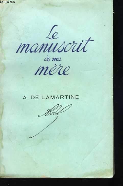 Le Manuscrit de ma mère