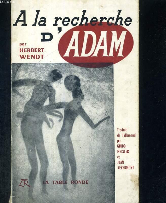 A la recherche d'Adam