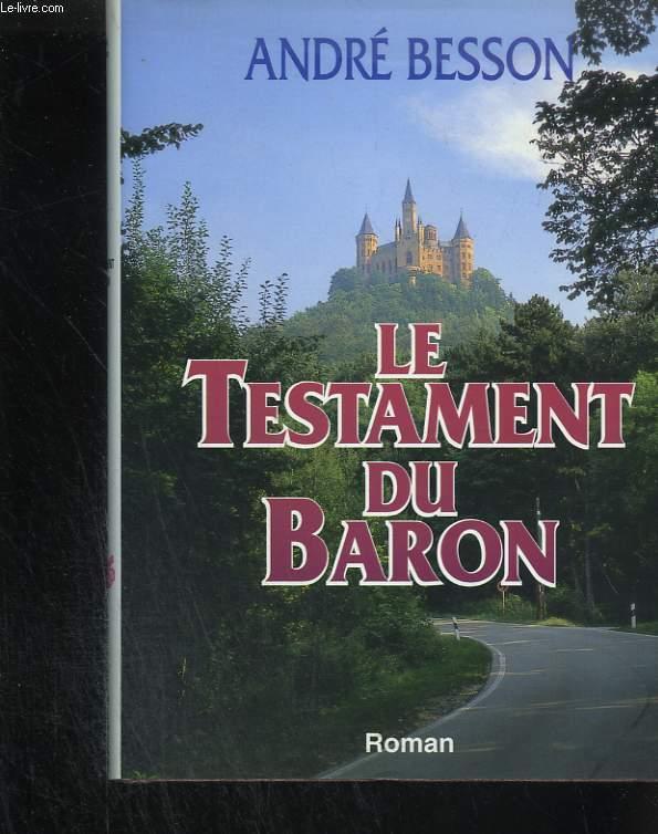 Le testament du baron