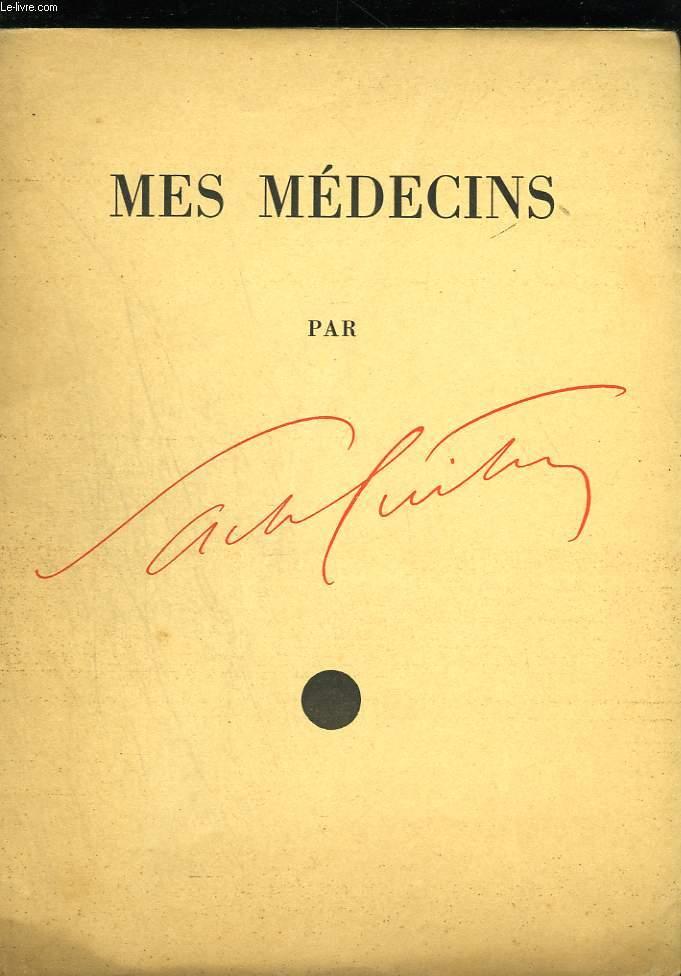 Mes médecins