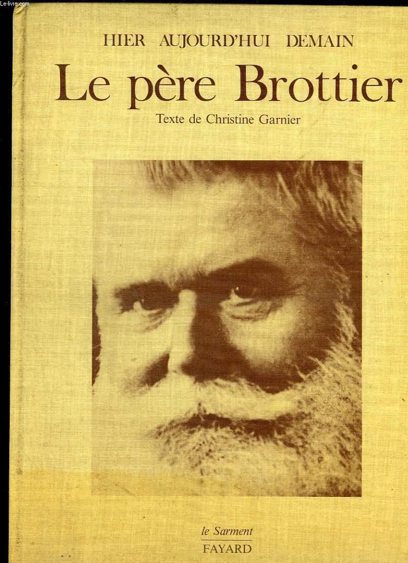 Le père Brottier