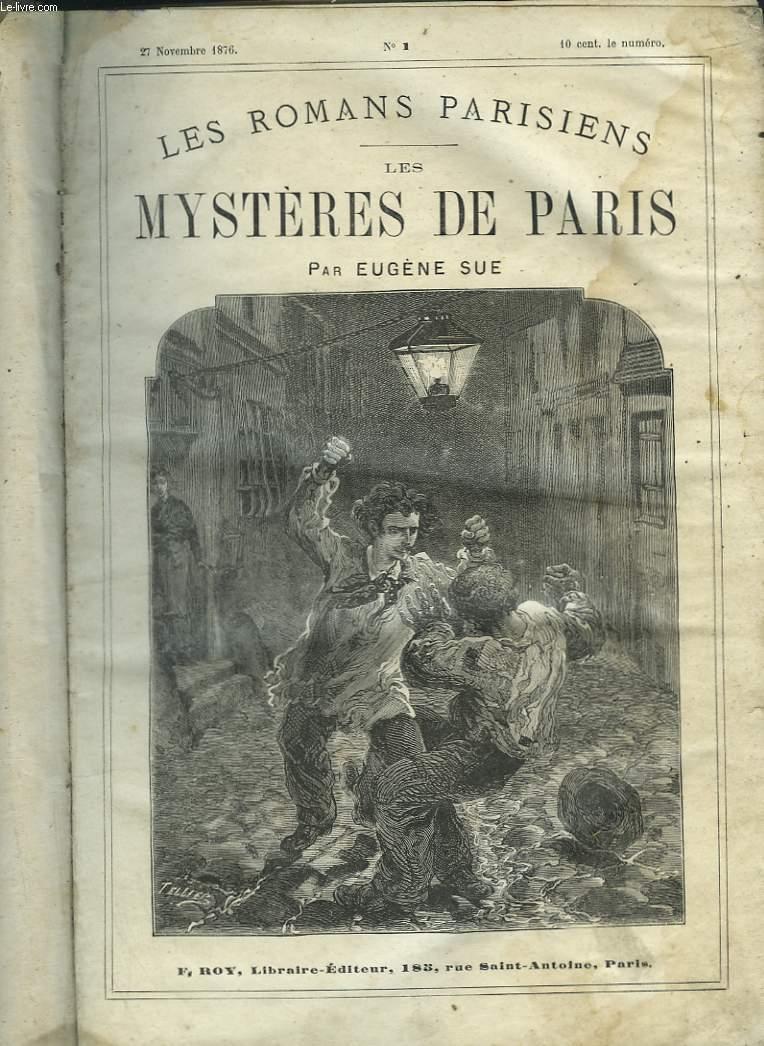 Les romans parisiens