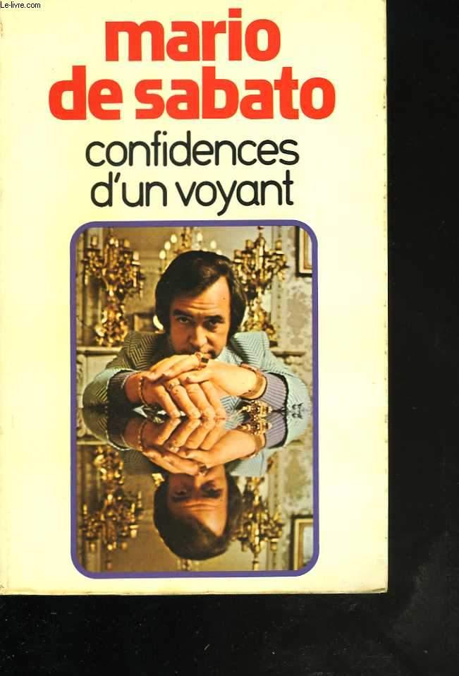 Confidences d'un voyant