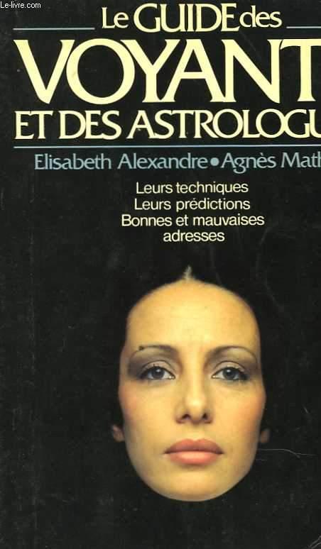 Le guide des voyants et astrologues