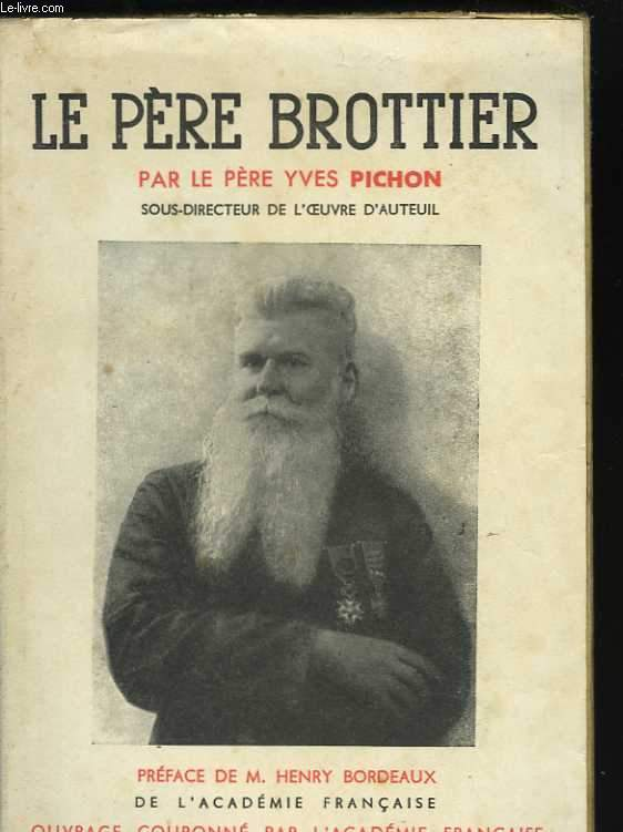 Le père Brottier