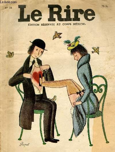 Le Rire - Edition réservée au corps médical - N°28