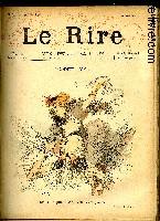 Le rire N°009, L'année 1895.