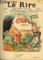 Le rire N°161 Le gotha du rire n°11 - Francisque Sarcey, critique, végétarien et assureur.